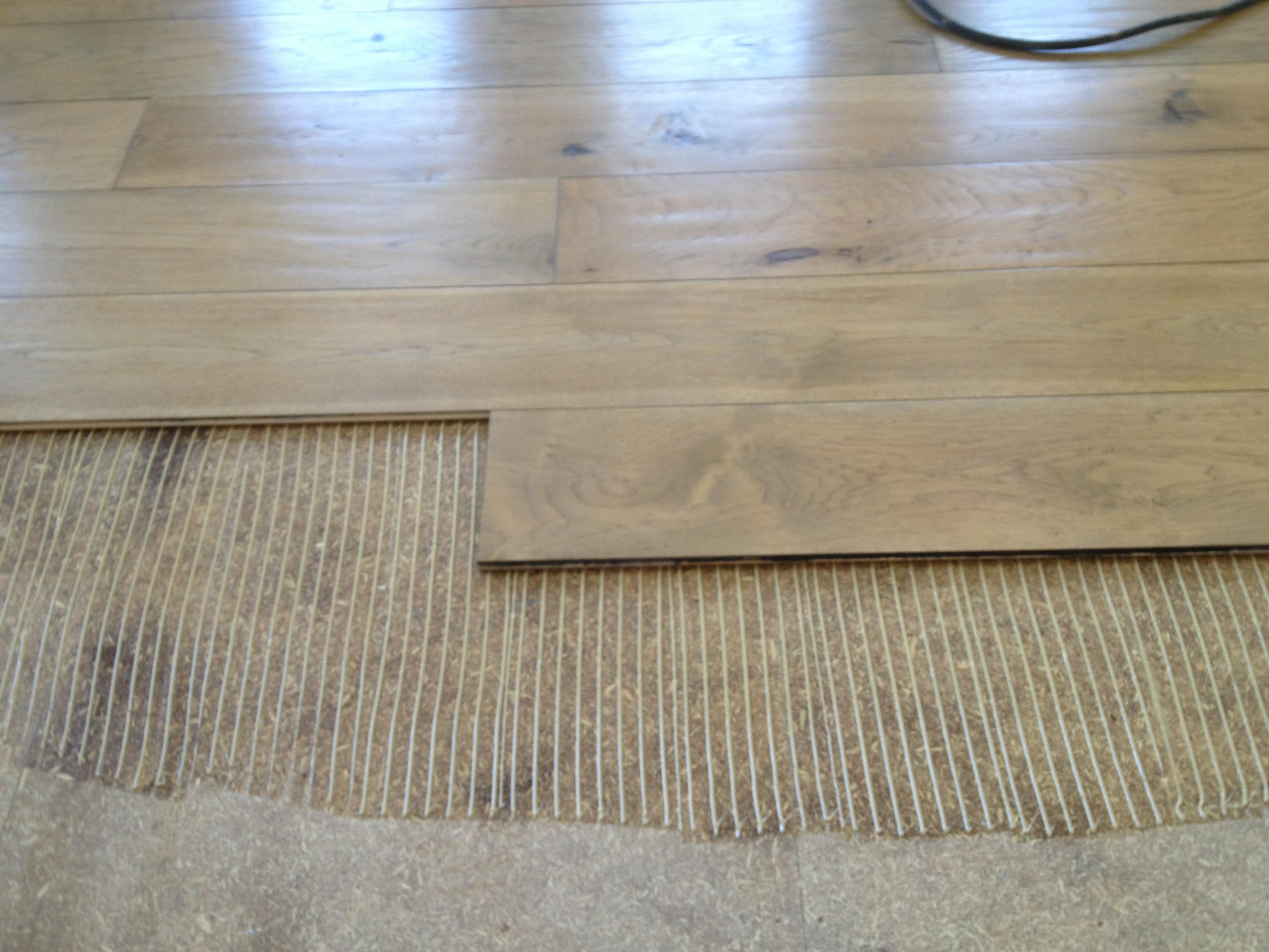 Consonant Wise Inca Empire Install, Installing Laminate Flooring Over Ceramic Tile